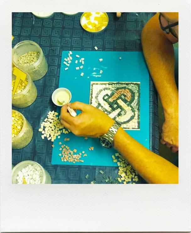 Mosaico art lab